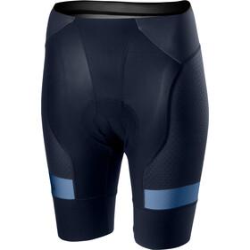 Castelli Free Aero Race 4 Shorts Women savile blue/agate blue